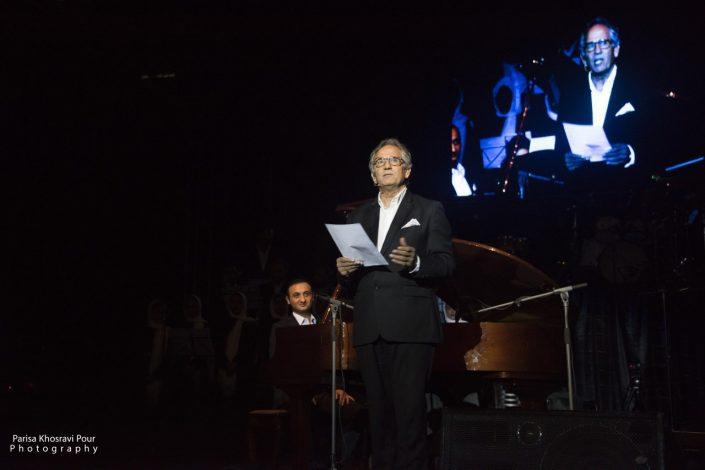 گزارش تصویری از نخستین کنسرت بزرگ آوای جزیره